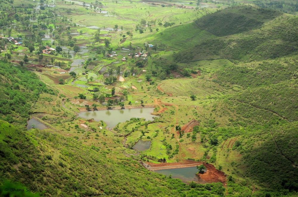 Sinhagad Valley