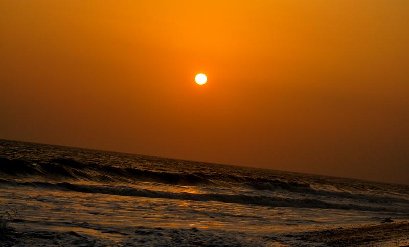 Sunset - Kerala