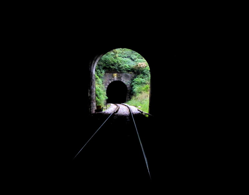 Green Route Tunnel - Sakleshpur